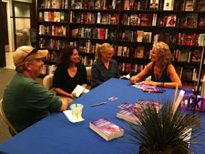 B&N Book Signing_o